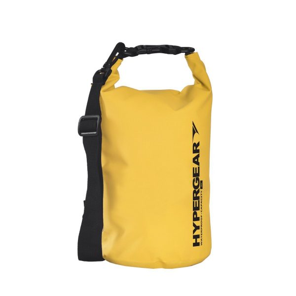 dry bag 5 L yellow